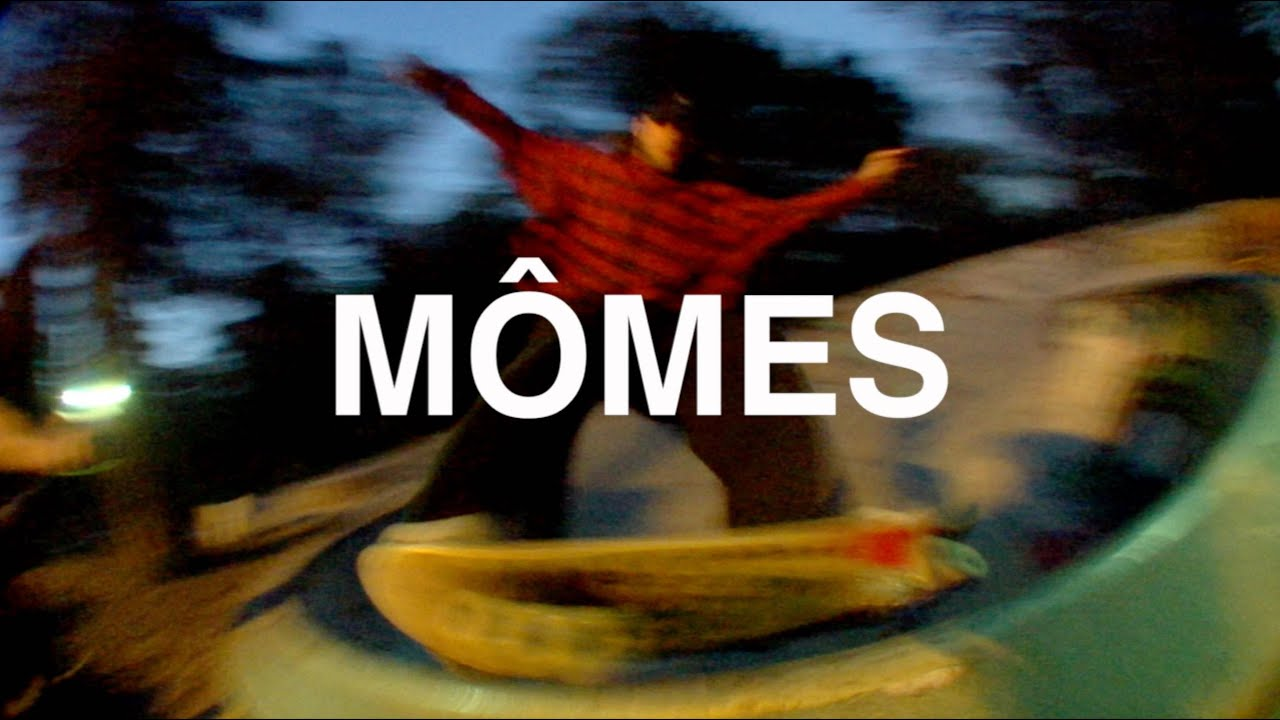 Mômes Skateboard – Oh Tony!