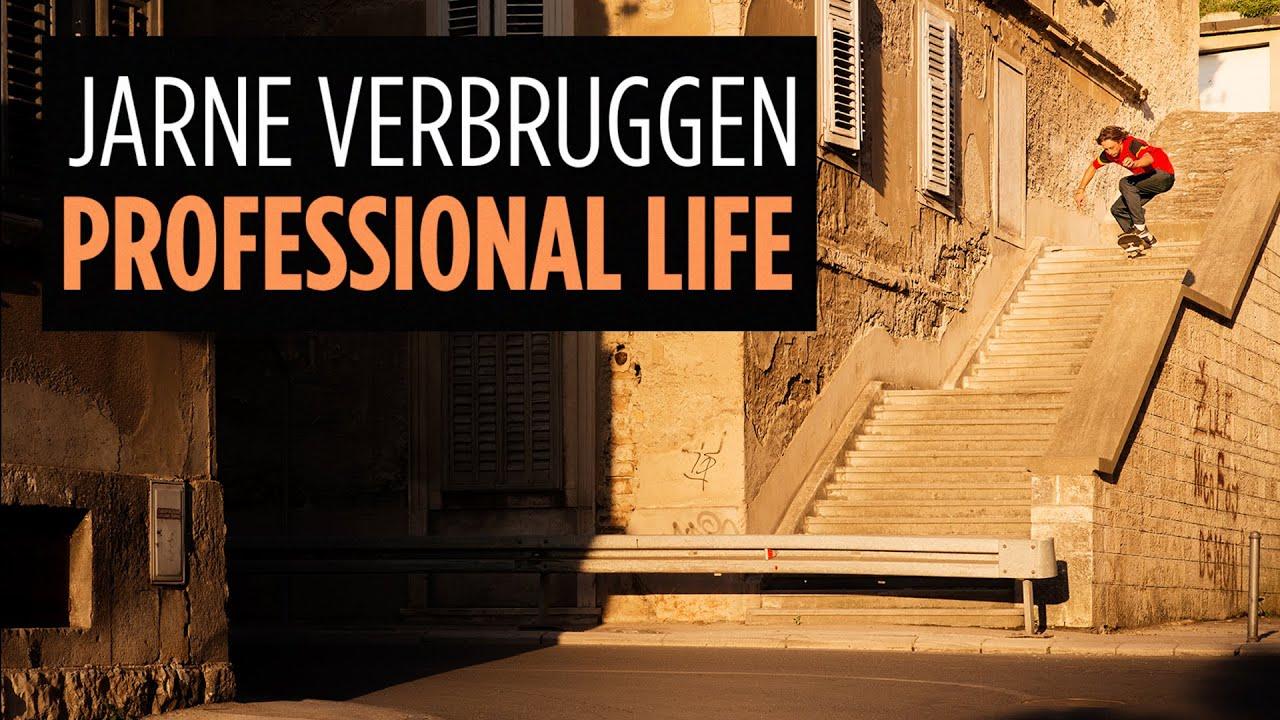 Jarne Verbruggen – Professional Life
