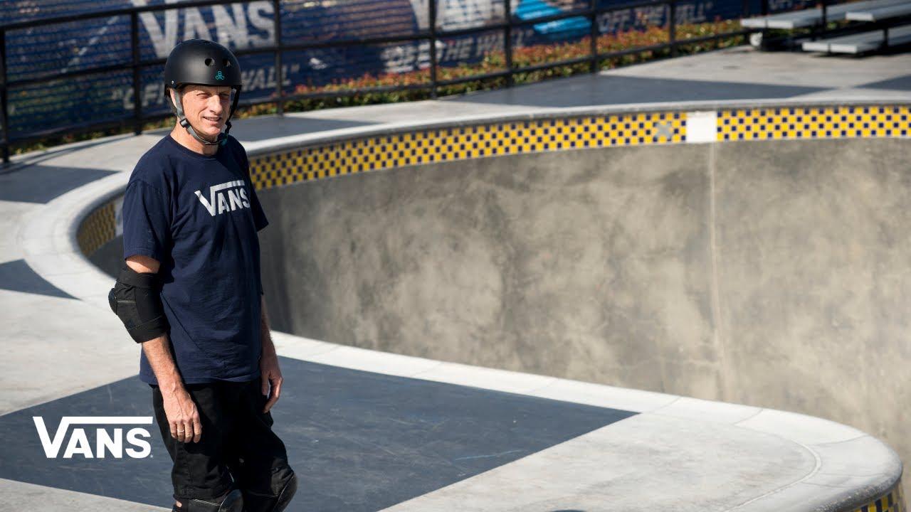 Tony Hawk Na Vans… E Já Com Surpresas No Sapatinho!