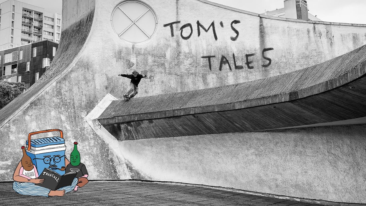 """Vans Europe Apresenta """"Tom`s Tales"""""""