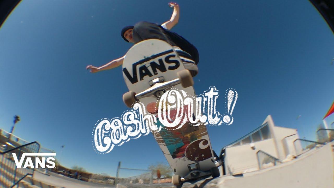 Cash Out – Novo Vídeo Com O Team Da Vans Françês Em Las Vegas