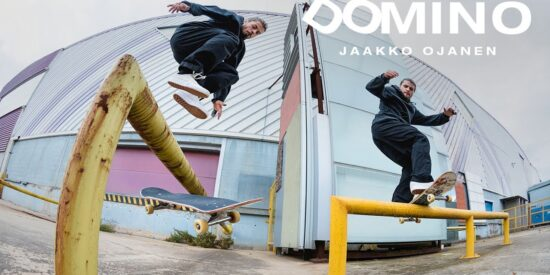 "DC Shoes ""Domino"" – Jakko Ojanen"