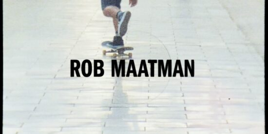 Rob Maatman – VansXPOP Trading Co