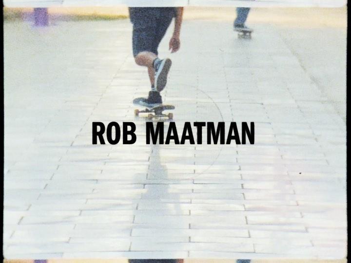 Rob Maatman – VansXPOP Trading Co