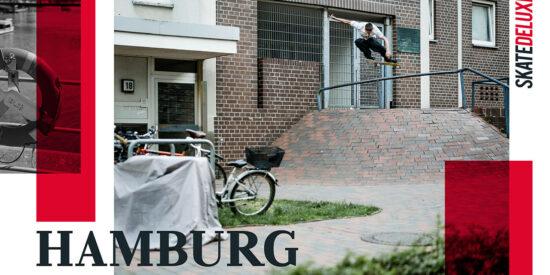 Skatedeluxe – Hamburg