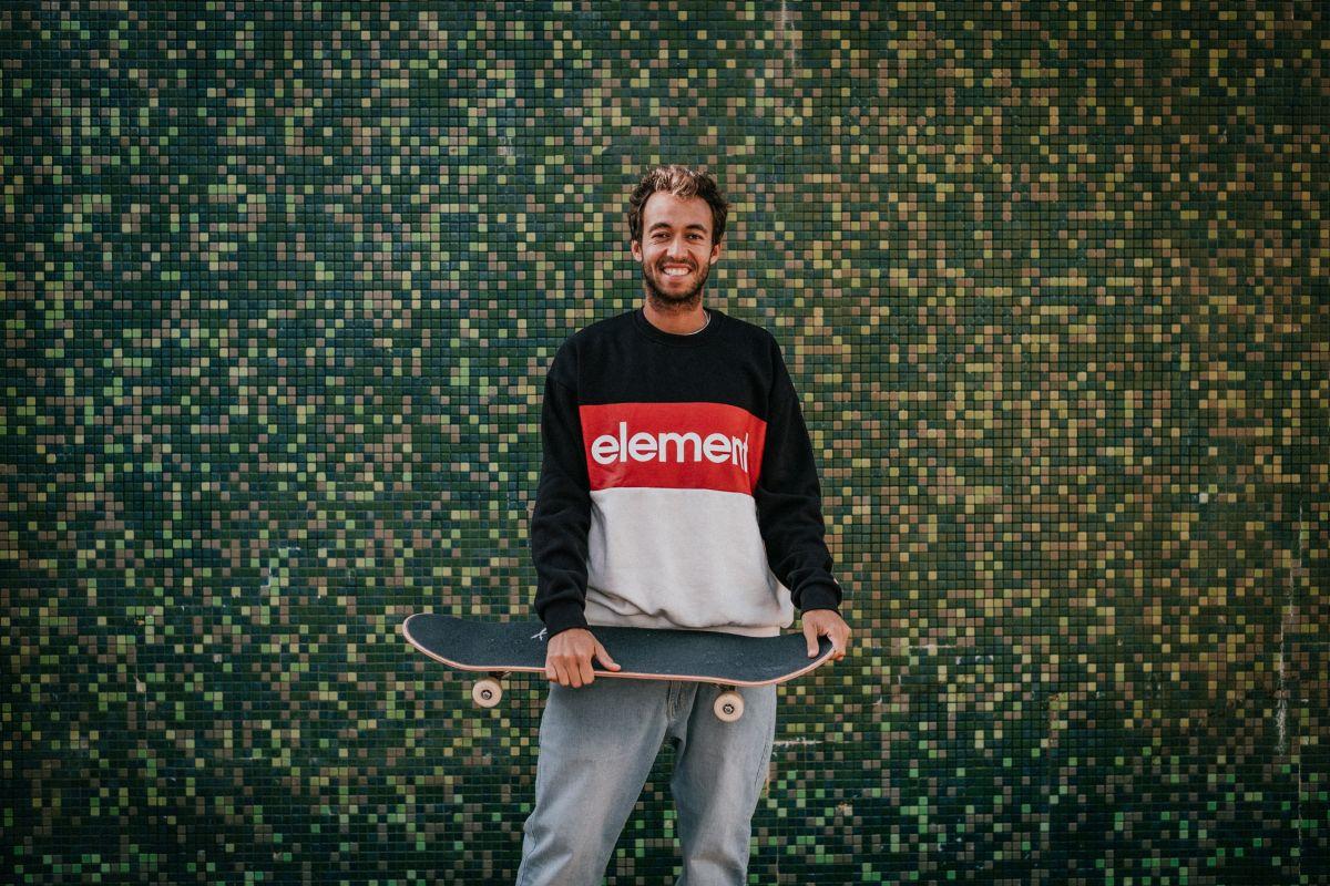 João Neto é O Novo Team Manager Da Element E Cordenador De Skate Core Da Despomar