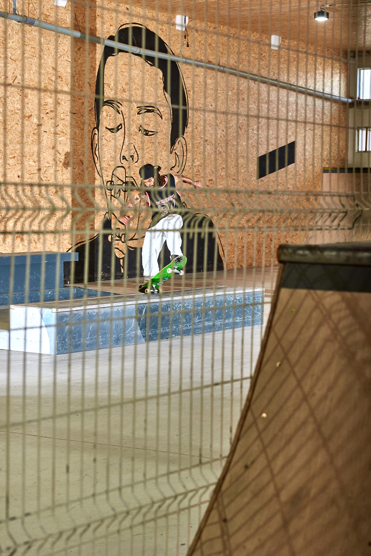 Adilson Pedro SLX Vs Skatedeluxe