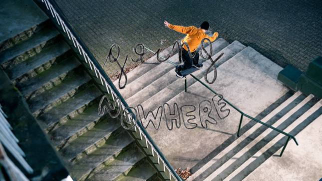 "Vans Europe Apresenta ""Going Nowhere"""