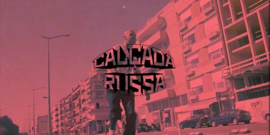 """Rodrigo Russo """" Calçada Russa"""""""