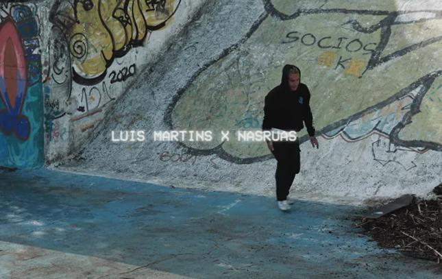 Luís Martins X Nasruas
