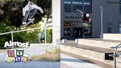 Almost Skateboards – MV And AK