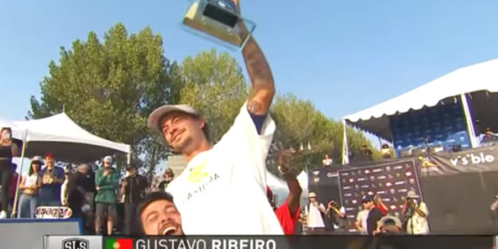 Gustavo Ribeiro Vence O Seu Primeiro Street League!