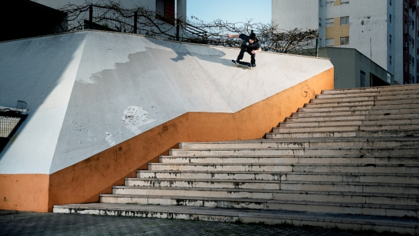 Kyler Walker – RUBY – Vans Skateboarding