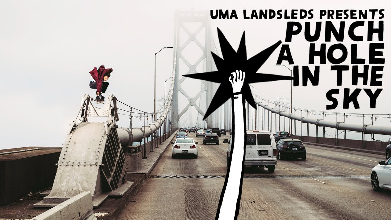 "UMA Landsleds "" Punch A Hole In The Sky"""