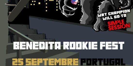 PORTUGAL RECEBE ETAPA DE APURAMENTO DO WORLD ROOKIE TOUR
